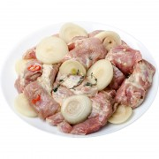 Маринованное мясо Свиная корейка 1 кг