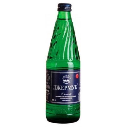 Вода минеральная «Джермук» с газом, 0.5 л